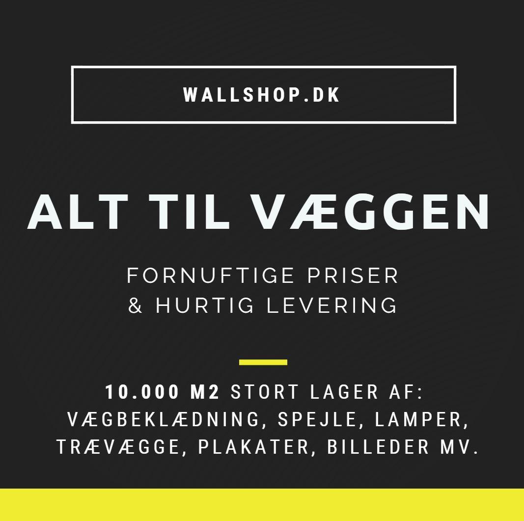 Velkommen til Wallshop.dk