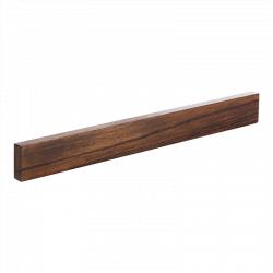 Adlon3 Knivmagnet af Pau Ferro træ - 40 cm.