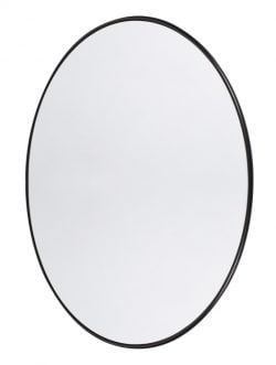 Copenhagen Spejl Muubs sort jern ramme