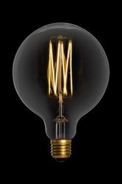 Mega Edison Smoke LED pære fra Danlamp