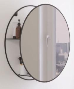 Umbra Cirko spejl og opbevaringsenhed