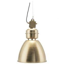 Volumen Lampe i Messing