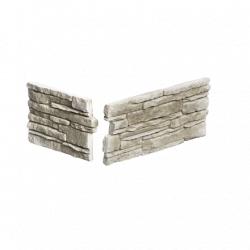 Link Stone Grigio Hjørne 1,10 m