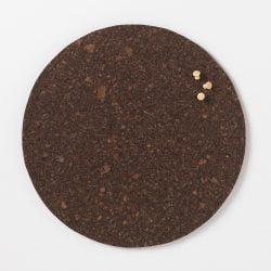 45 cm. Cirkel Mørk Kork