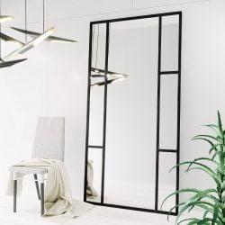 Factoria Metal Spejl i højde: 200 cm
