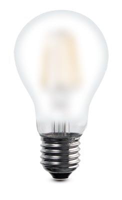 Pære LED E27 6W