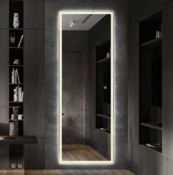 Premium Spejl til garderobe, badeværelse eller entre  70x170