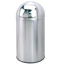 Affaldsspand, Eagle Catering M-serie, med vippelåg