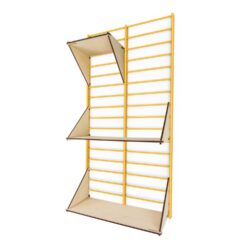 Fency Package Bathroom Laser wood Yellow