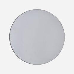 House Doctor Walls spejl i grå lille