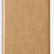 Hessian opslagstavle med træramme. 40 x 60 cm