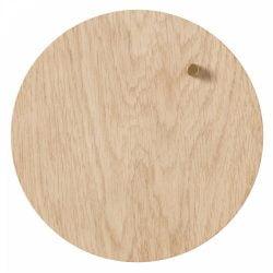 Magnetisk cirkeltavle 25 cm - ege finer