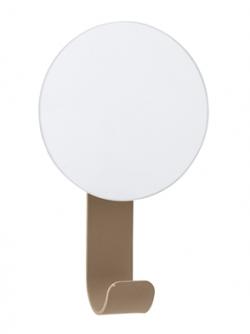Bloomingville knag med spejl brun, metal