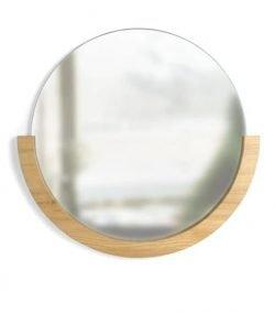 Naturlig - Mira Væg Spejl