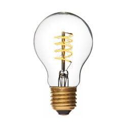 230V 4W E27 STANDARD DE LUXE SPIRAL LED