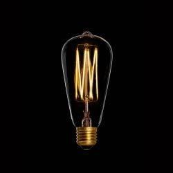 240V 25W E27  DANLAMP EDISON LAMP