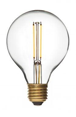 240V 1W E27 GLOBE ONE LED-2