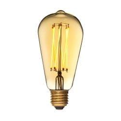240V 2,5W E27 EDISON GOLD LED-6